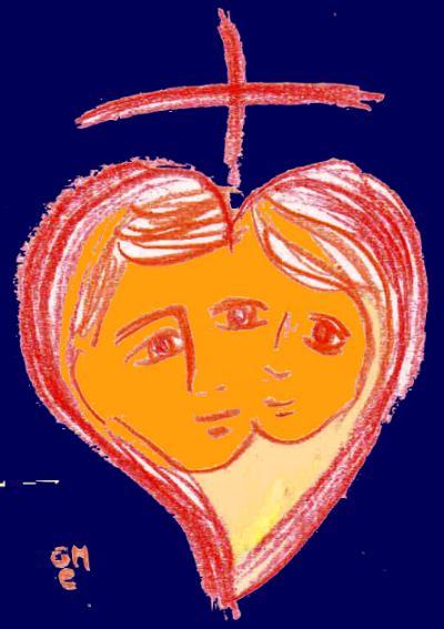 Was aber Gott (in der Ehe) verbunden hat... (c) G. M. Ehlert
