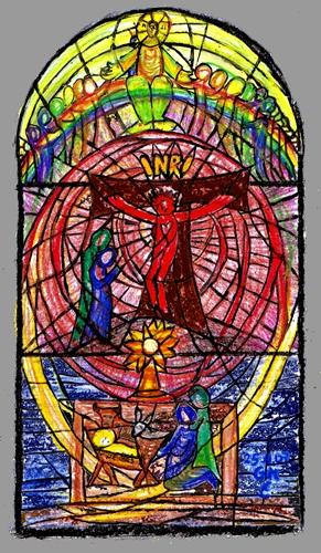 3 x Christus-König (c) Georg Michael Ehlert