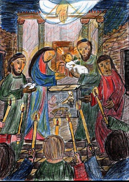 Darstellung des Herrn im Tempel - Fest der Begegnung