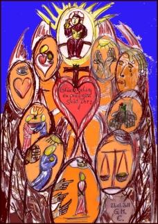 Seligpreisungen Jesu in der Bergpredigt - Bild (c) G. M. Ehlert, 23.01.2011