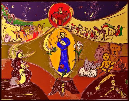 Hoffnungsbilder im Advent