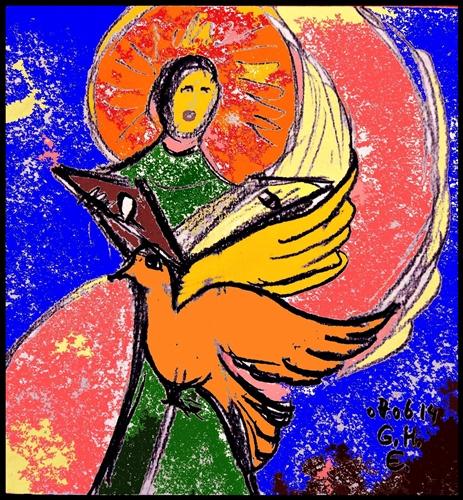 Geisterfüllt - das Großartige Gottes verkünden (c) G. M. Ehlert, Pfingsten 2014
