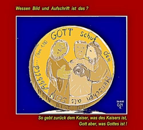 Prägende Kraft - (c) G. M. Ehlert