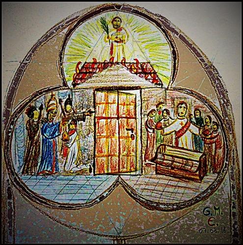 Der Heilige Diakon u. Märtyrer Laurentius