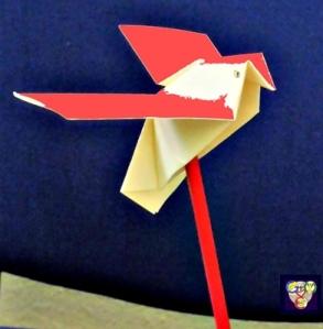 Origami-taube-a